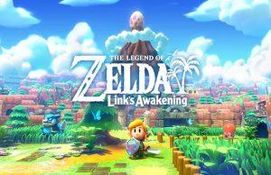 solution pour The Legend of Zelda Link's Awakening a