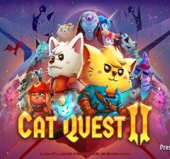 solution pour Cat Quest II a