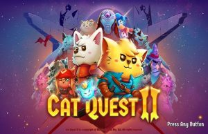 solution pour Cat Quest II a