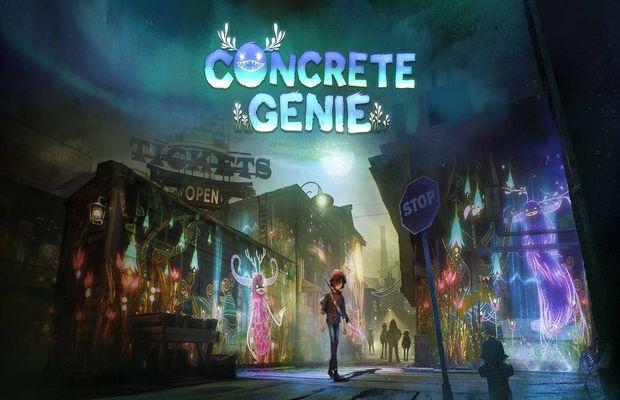 solution pour Concrete Genie a