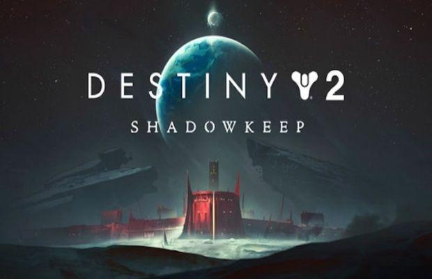 solution pour Destiny 2 Shadowkeep a