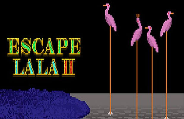 solution pour Escape Lala 1 & 2 a