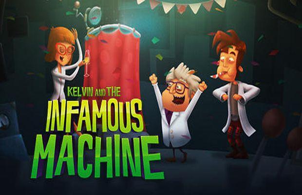 Read more about the article Solution pour Infamous Machine, retour vers le futur
