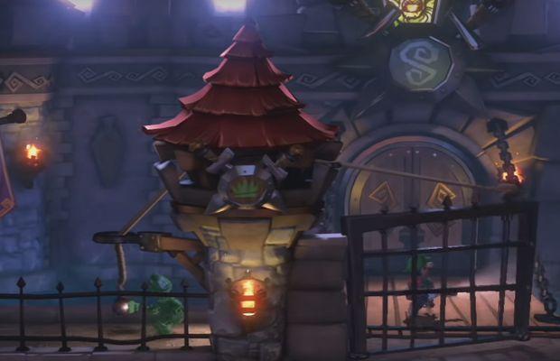 solution pour Luigi's Mansion 3 b