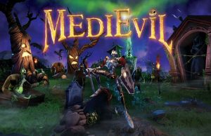solution pour Medievil a