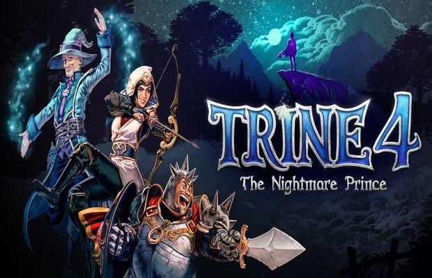 solution pour Trine 4 a