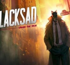 Solution pour Blacksad Under the Skin a