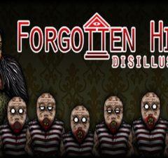 solution pour Forgotten Hill Disillusion a
