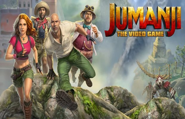 Solution pour Jumanji The Video Game a