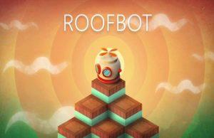 Solution pour Roofbot, tous les niveaux