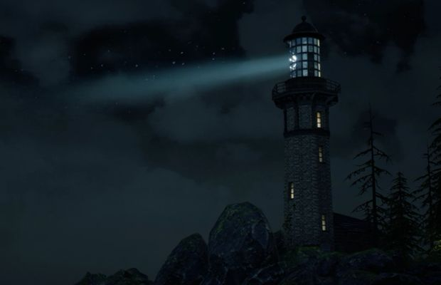 solution pour The Lighthouse b