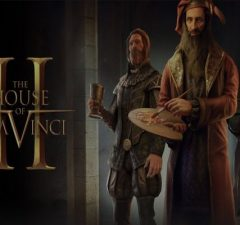 Solution pour House of Da Vinci 2 a