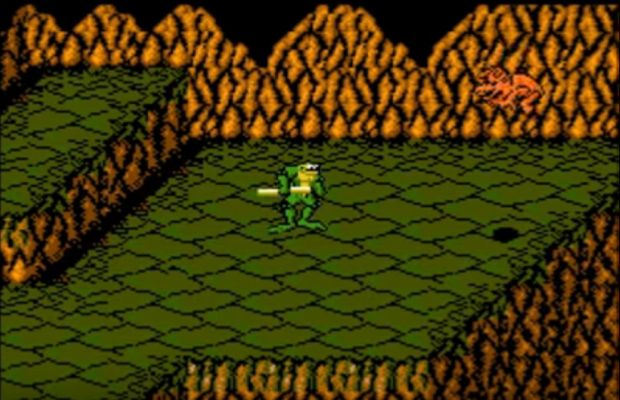 solution Battletoads b