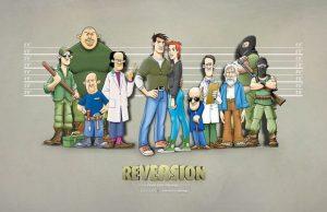 Read more about the article Solution pour Reversion, les 3 chapitres