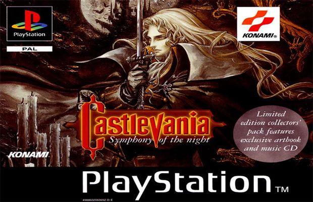 solution Castlevania Symphony Night a
