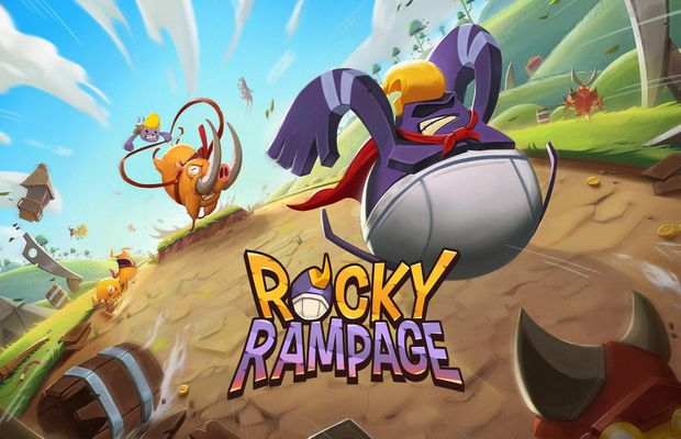 Read more about the article Solution pour Rocky Rampage Wreck 'em Up