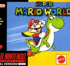 solution Super Mario World a