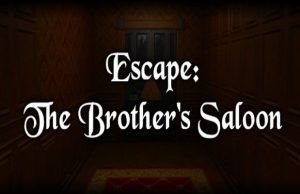 solution Escape Brother Saloon a