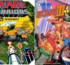 solution Ikari Warriors a