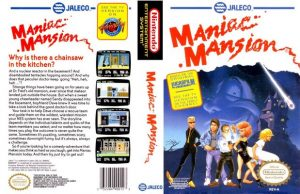 solution pour Maniac Mansion a