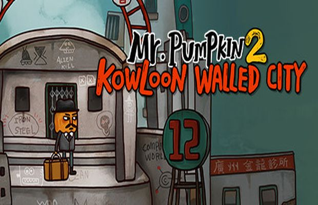 Read more about the article Solution pour Mr. Pumpkin 2 Kowloon walled city