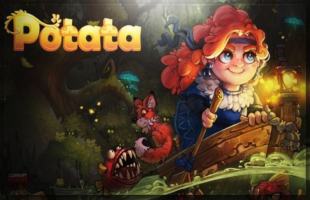 solution Potata fairy flower a