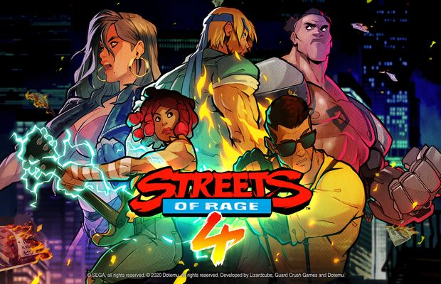 solution Street of Rage 4 a