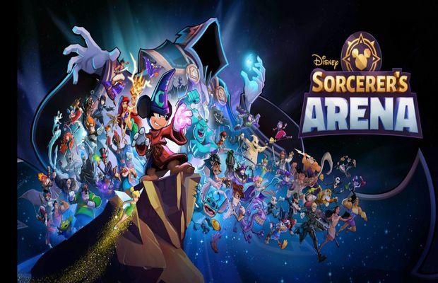 astuces trucs Disney Sorcerer's a
