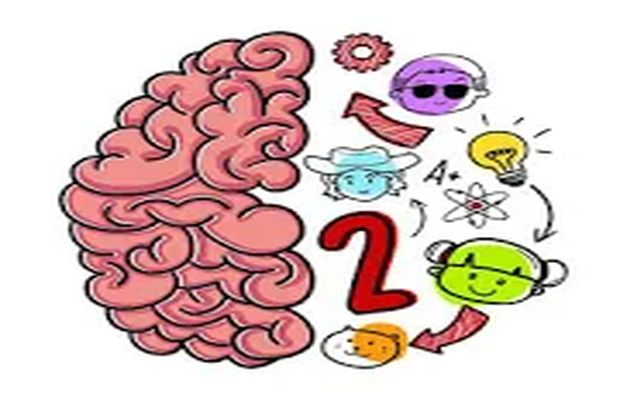solution Brain Test 2 a