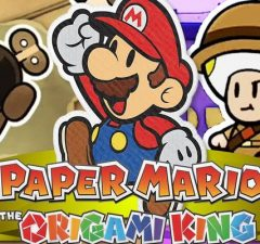 solution Paper Mario Origami King a