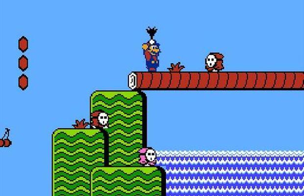 solution Mario Bros 2 b