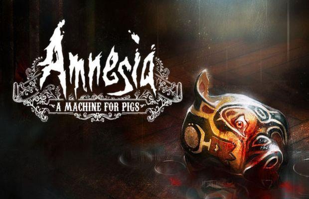 solution Amnesia Machine Pigs a