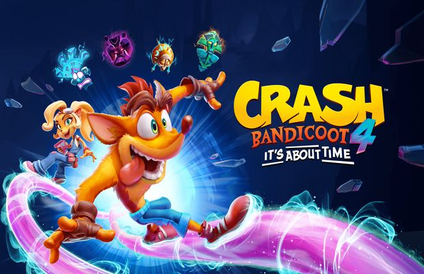 Solution pour Crash Bandicoot 4 It's About Time