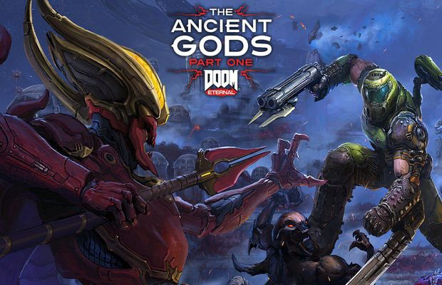 Solution pour Doom Eternal The Ancient Gods Part 1