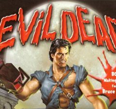 solution Evil Dead Fistful Boomstick a
