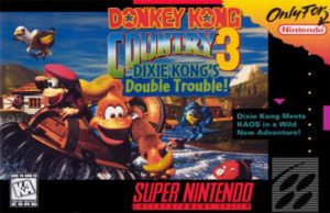 solution Kong Country 3 a