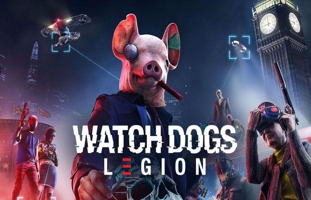 solution Watch Dogs Legion a