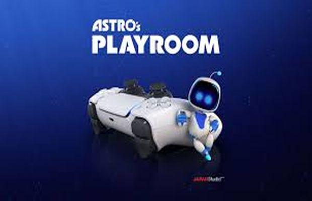 solution Astro's Playroom a