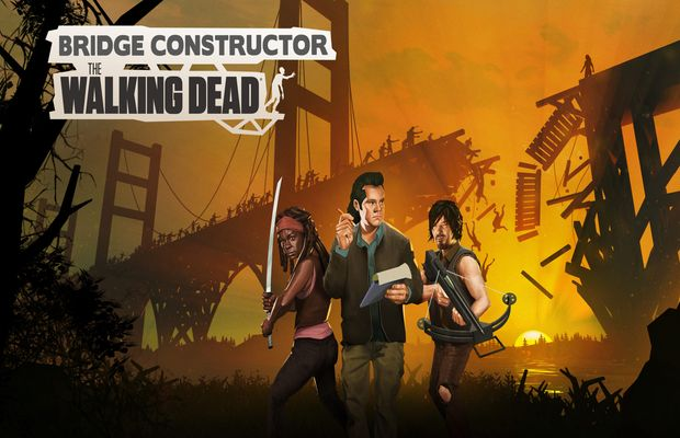 Solution pour Bridge Constructor The Walking Dead