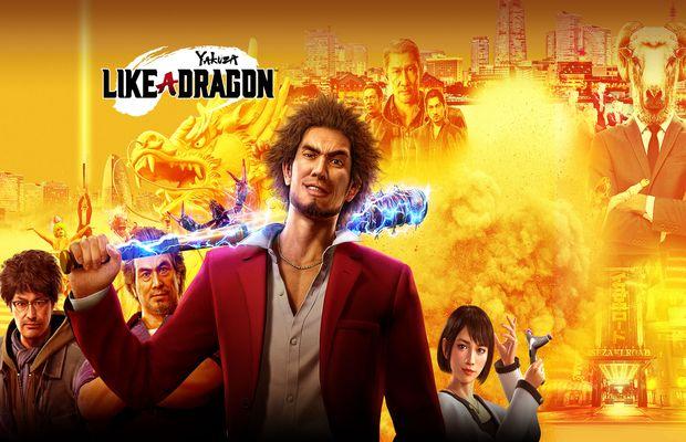solution Yakuza Like Dragon a