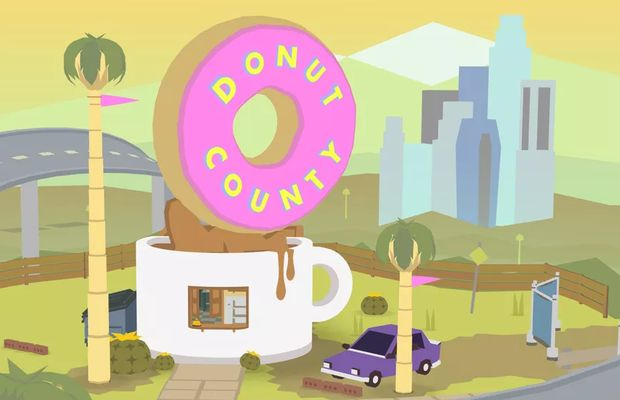 solution Donut County b