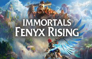 solution Immortals Fenyx Rising a