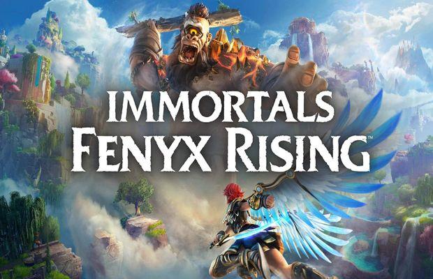 Solution pour Immortals Fenyx Rising The Lost Gods (DLC)