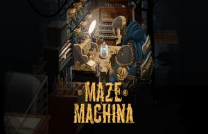 solution Maze Machina a