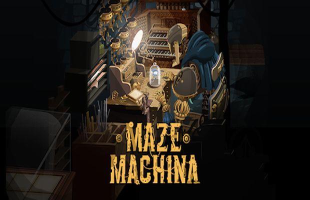 Read more about the article Solution pour Maze Machina, pas facile