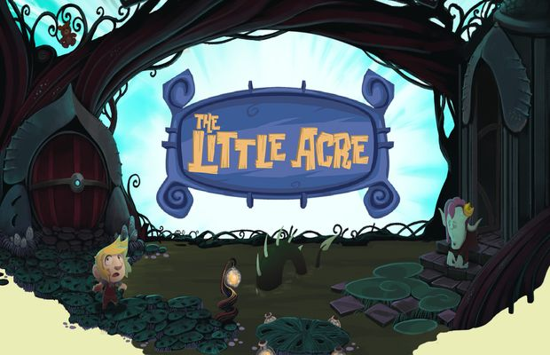 Solution pour Little Acre, point and click sympathique