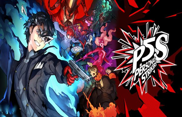 Solution pour Persona 5 Strikers, spin off