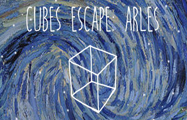 Solution pour Cube Escape Arles, peinture