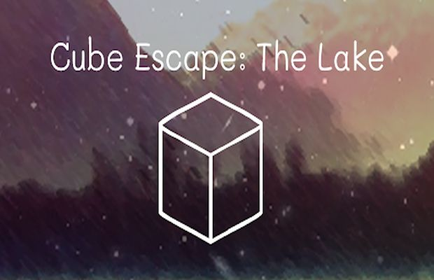 Solution pour Cube Escape The Lake, pêche calme