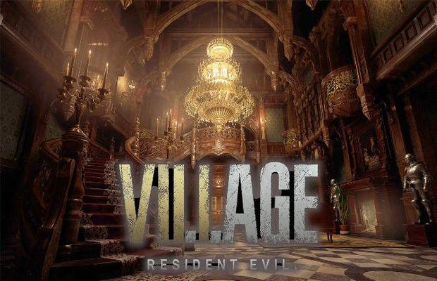 Solution pour la Démo de Resident Evil 8 Castle, brrr